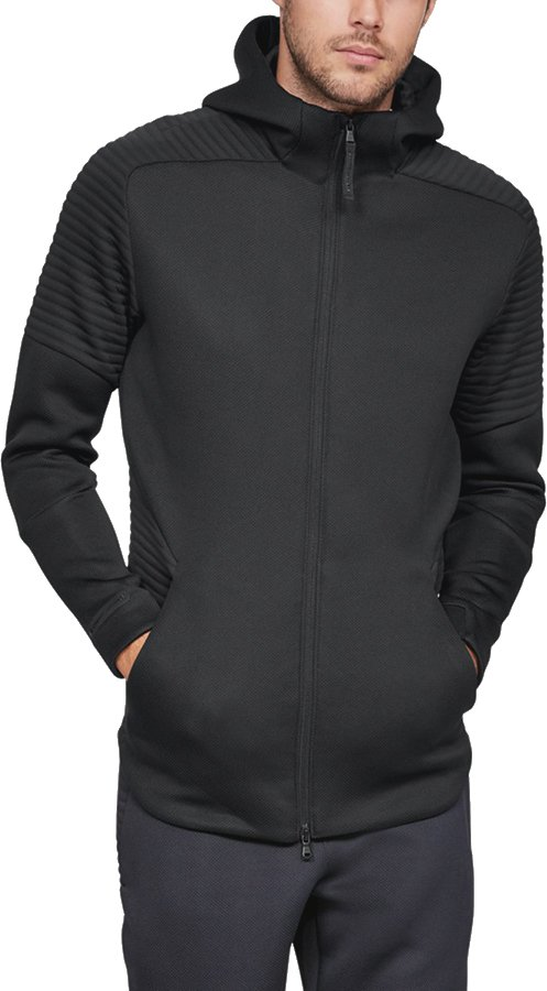 Sweatshirt à capuche Under Armour UNSTOPPABLE MOVE FZ HOODIE