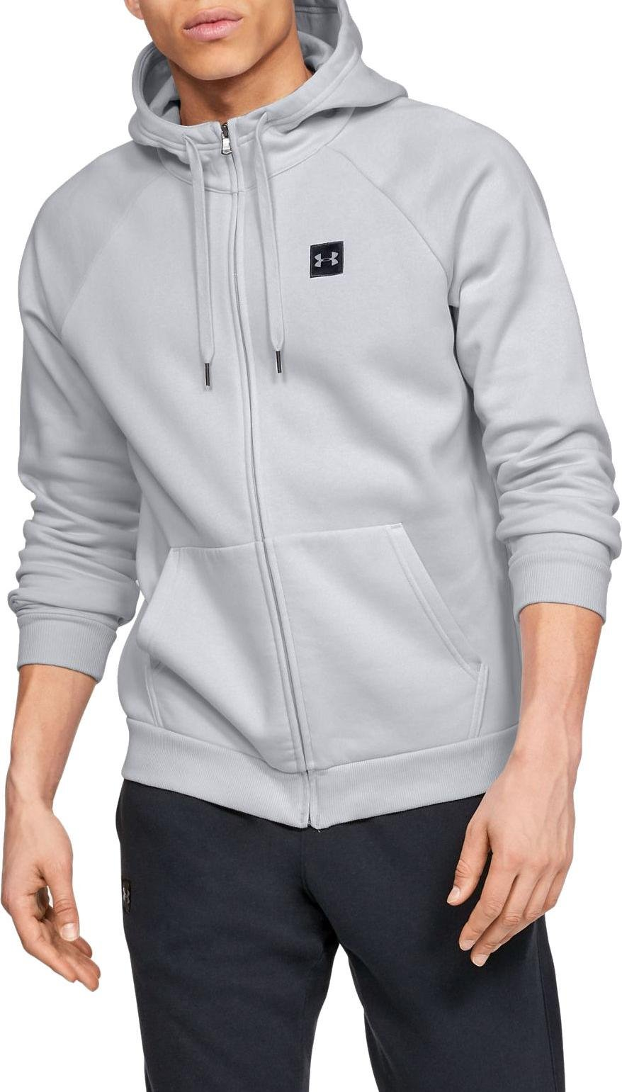 Sweatshirt à capuche Under Armour RIVAL FLEECE FZ HOODIE
