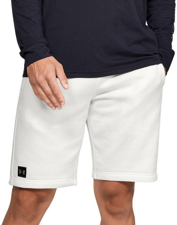 Pantalons courts Under Armour RIVAL FLEECE SHORT