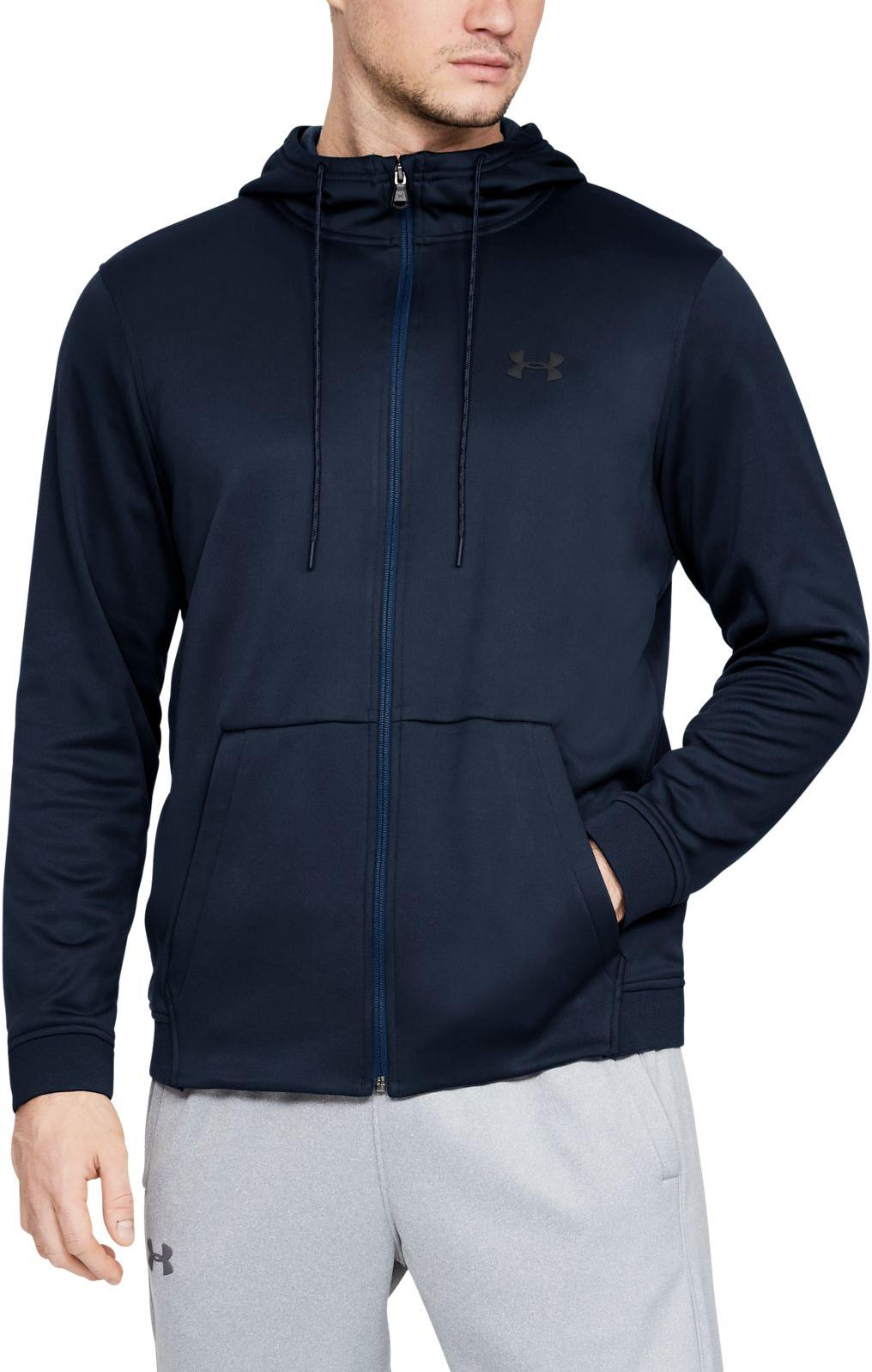 Sweatshirt à capuche Under Armour ARMOUR FLEECE FZ HOODIE