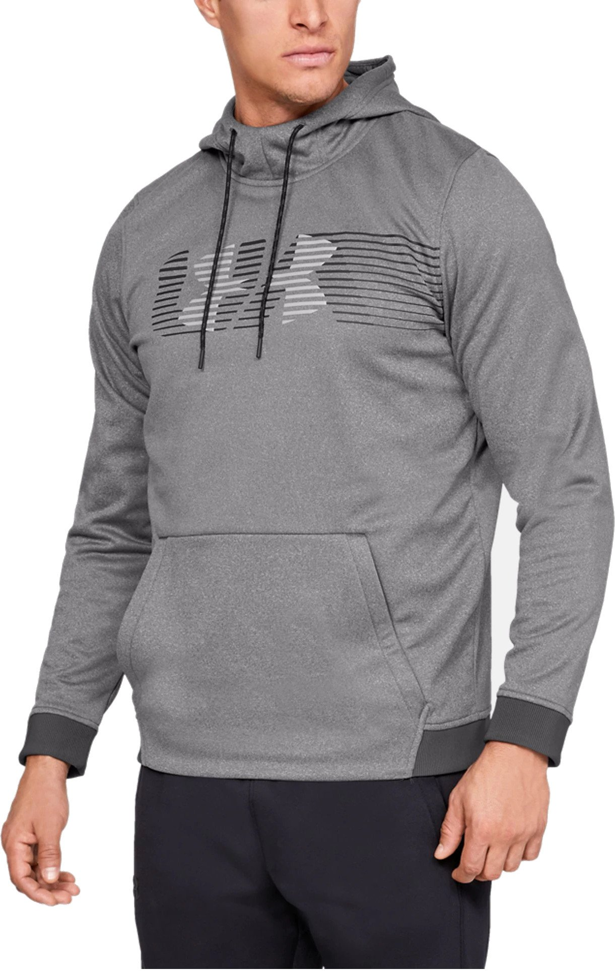 Sweatshirt à capuche Under Armour ARMOUR FLEECE SPECTRUM PO HOODIE