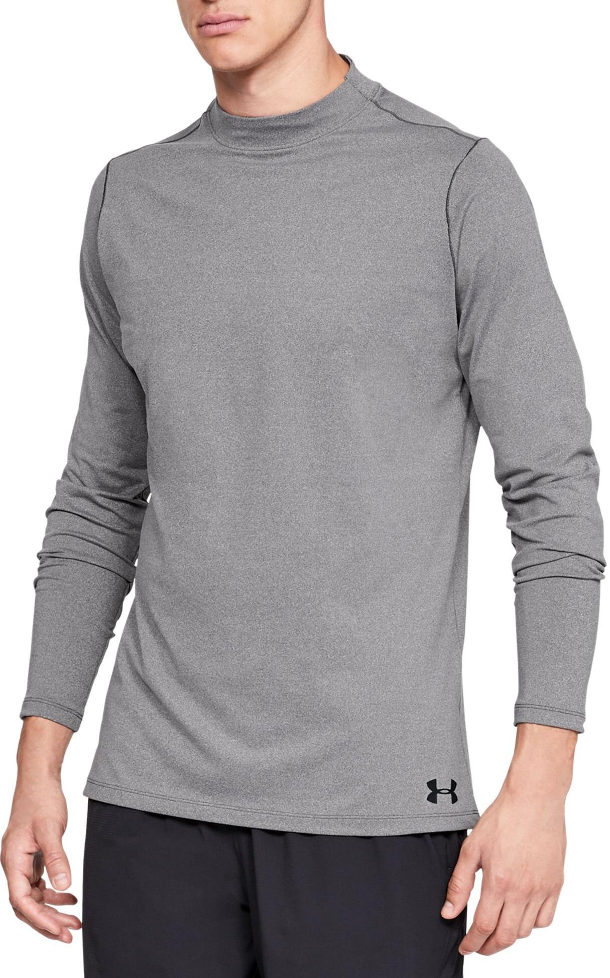 Tee-shirt à manches longues Under Armour UA CG Armour Mock Fitted
