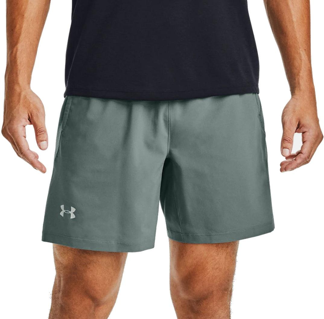 Pantalons courts Under Armour UA LAUNCH SW 2-IN-1 SHORT