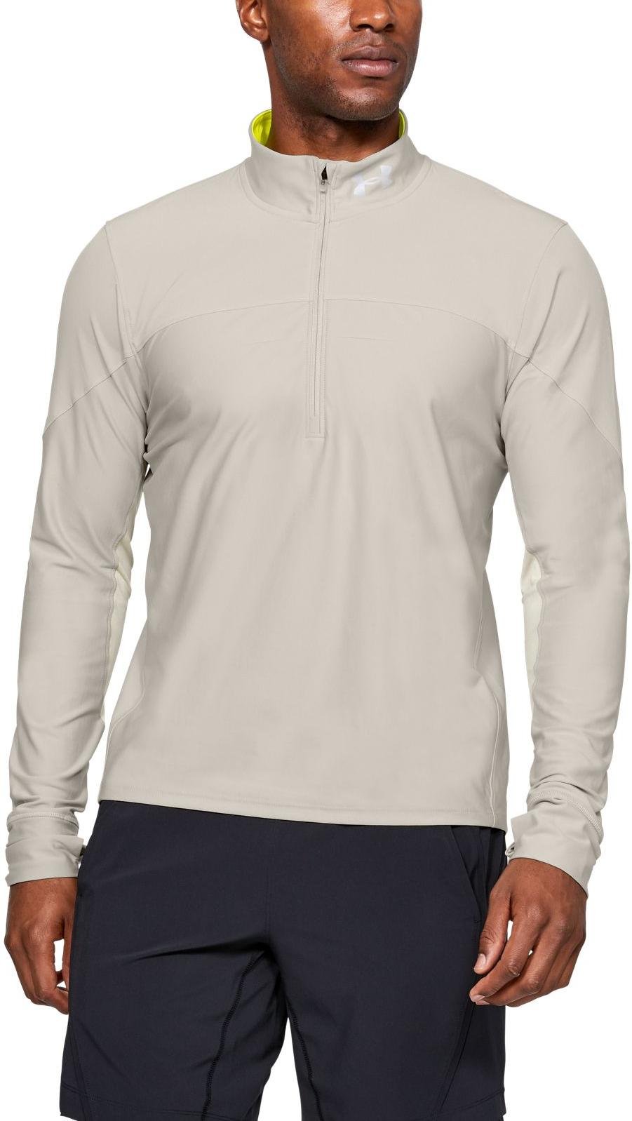 Sweatshirt Under Armour UA QUALIFIER HALF ZIP