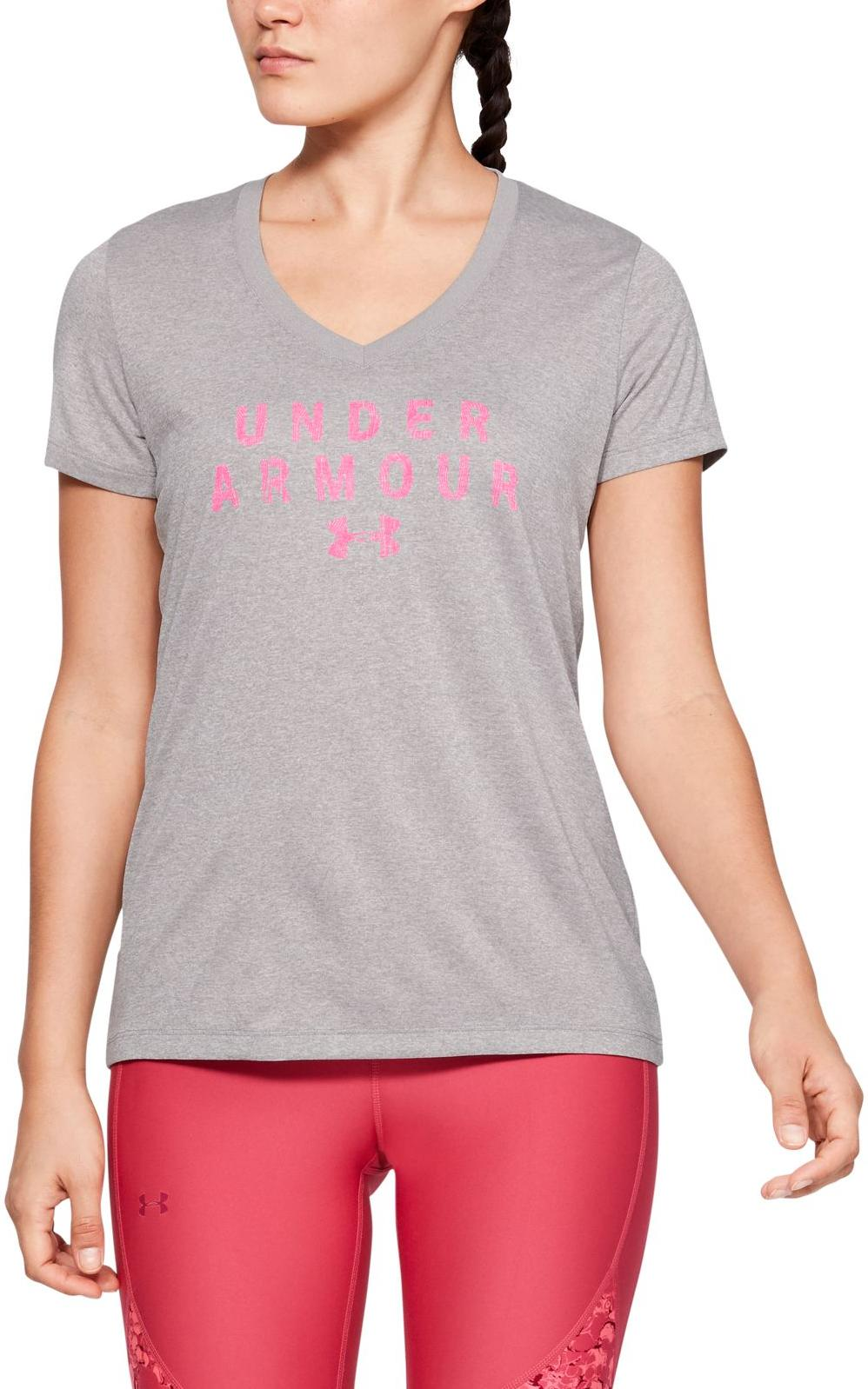 Tee-shirt Under Armour Tech SSV Graphic