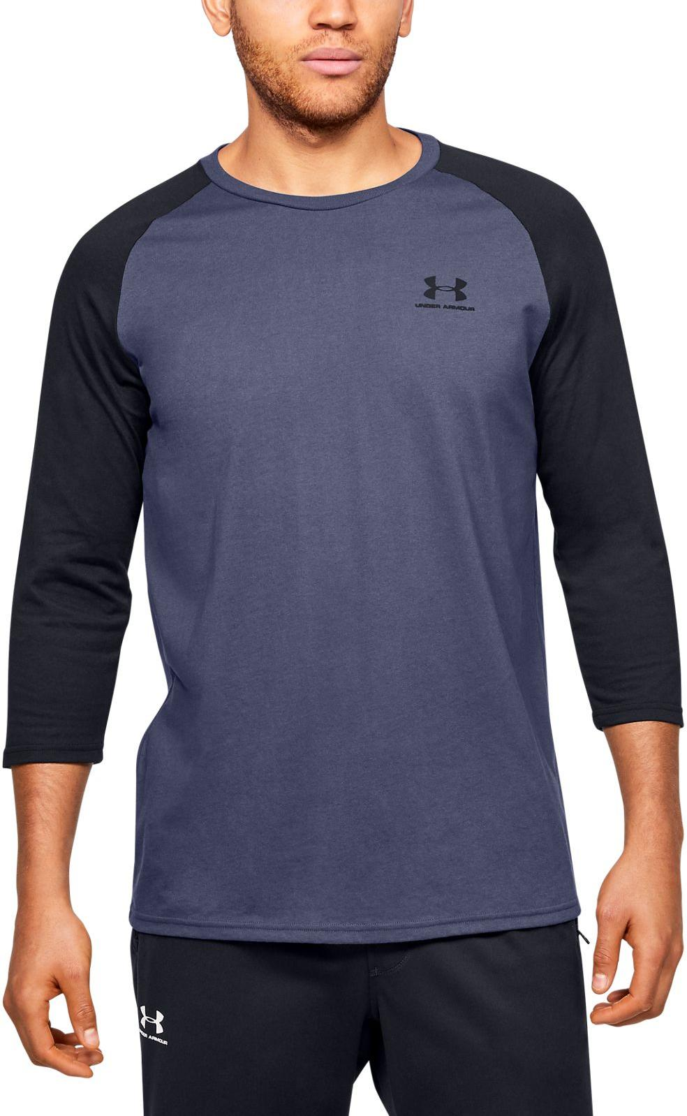 Tee-shirt Under Armour SPORTSTYLE LEFT CHEST 3/4 TEE