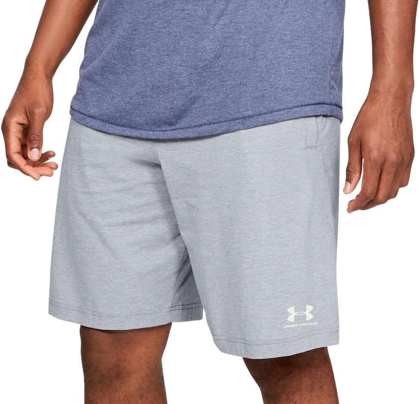 Pantalons courts Under Armour SPORTSTYLE COTTON SHORT