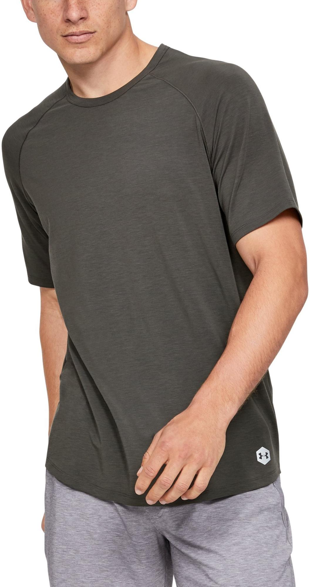 Tee-shirt Under Armour Recovery Sleepwear SS Crew