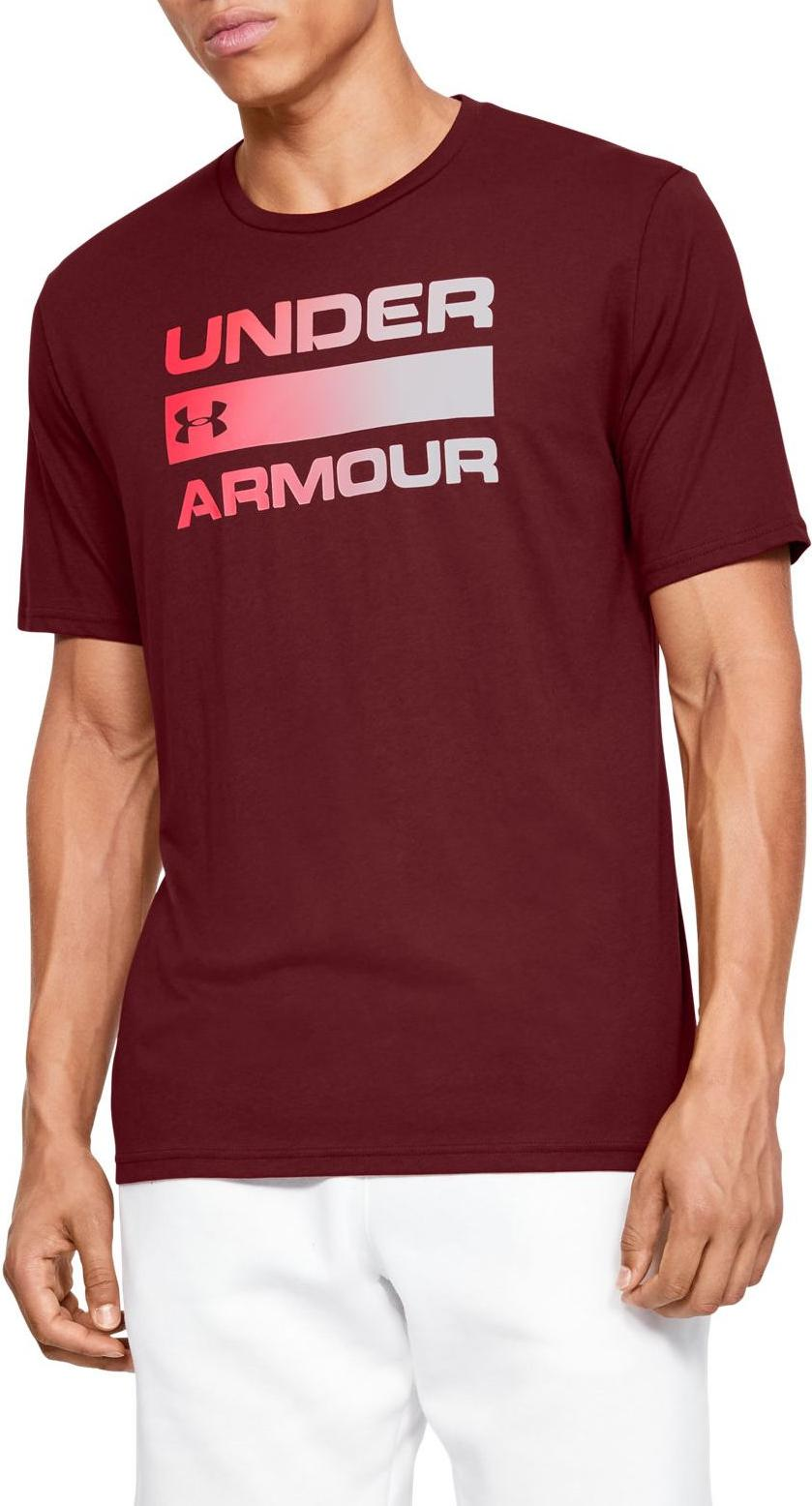 Tee-shirt Under Armour UA TEAM ISSUE WORDMARK SS