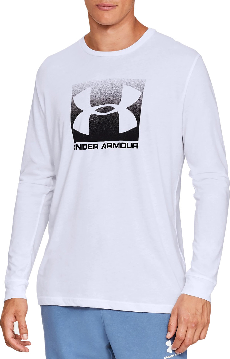 Tee-shirt à manches longues Under Armour UA BOXED SPORTSTYLE LS