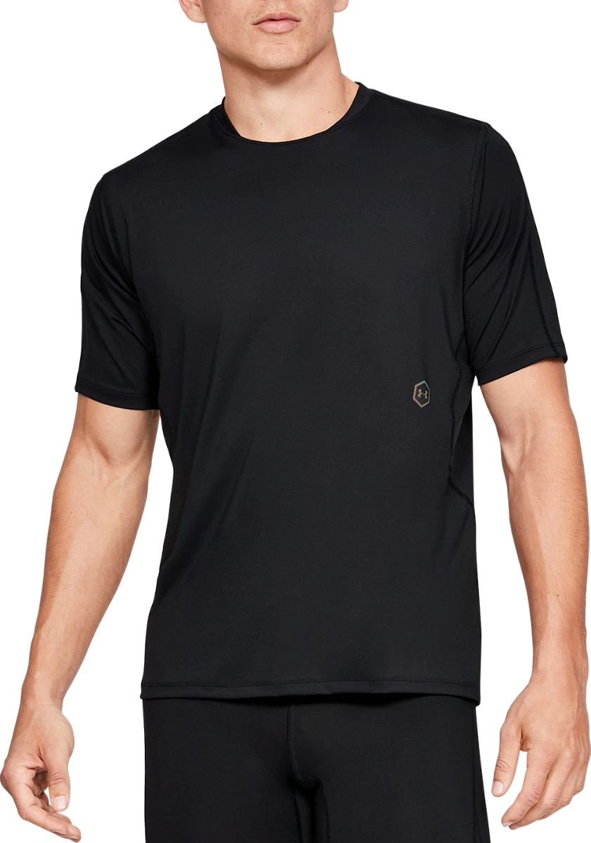 Tee-shirt Under Armour UA RUSH RUN SHORTSLEEVE