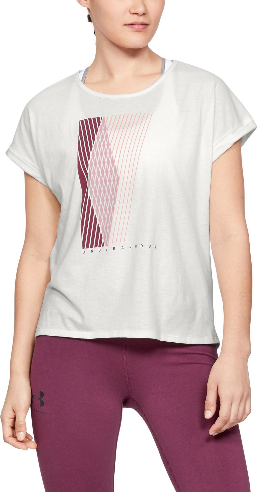 Tee-shirt Under Armour GRAPHIC ENTWINED FASHION SSC